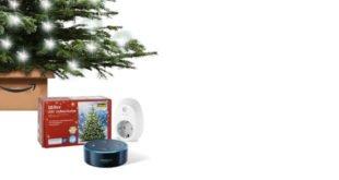 Bei Amazon gibt es jetzt den smarten Weihnachtsbaum