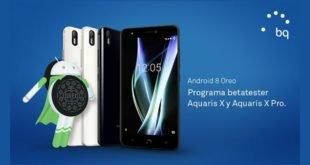 Android 8.0 Oreo: Beta-Programm für BQ Aquaris X und Aquaris X Pro gestartet