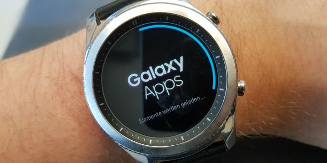 Photo of Samsung Gear S3 classic/frontier erhalten neues Firmware-Update