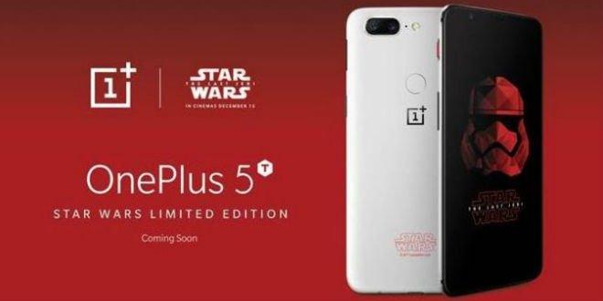 Photo of OnePlus 5T: Star Wars Sonderedition kommt auch nach Europa