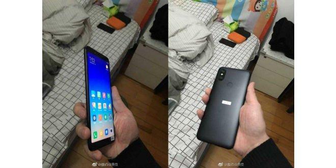 Photo of Xiaomi Mi 6X taucht auf Fotos auf