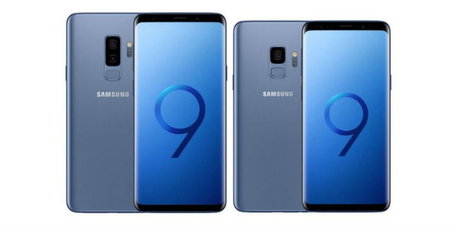 Samsung Galaxy S9 und S9+