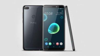 Das HTC Desire 12 Plus