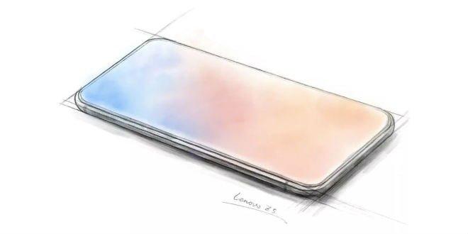 Lenovo Z5 soll erstes wirklich rahmenloses Smartphone sein