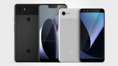 Photo of Google Pixel 3 XL zeigt sich in Weiß