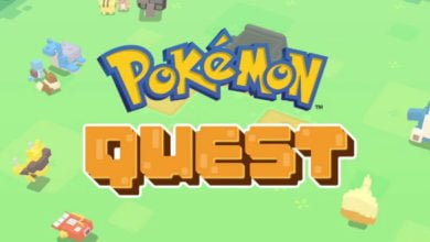 Pokemon Quest