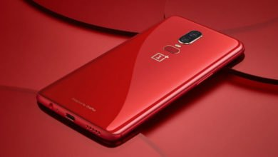 OnePlus 6 (Red)