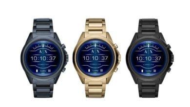 Photo of Armani Exchange Connected: Neue Smartwatch mit Wear OS vorgestellt