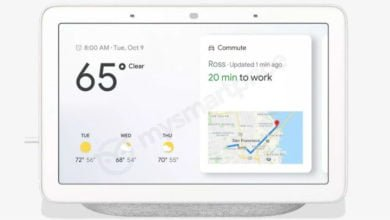 Photo of Google Home Hub: Der smarte Lautsprecher mit Display kommt