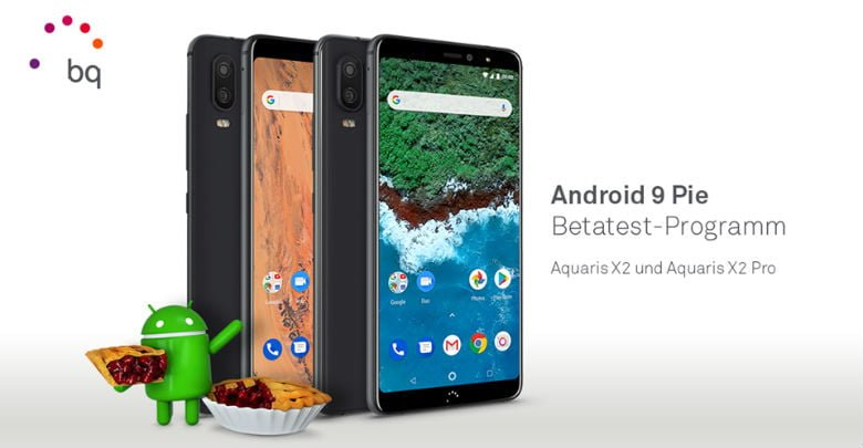 BQ Aquaris X2 (Pro) Beta