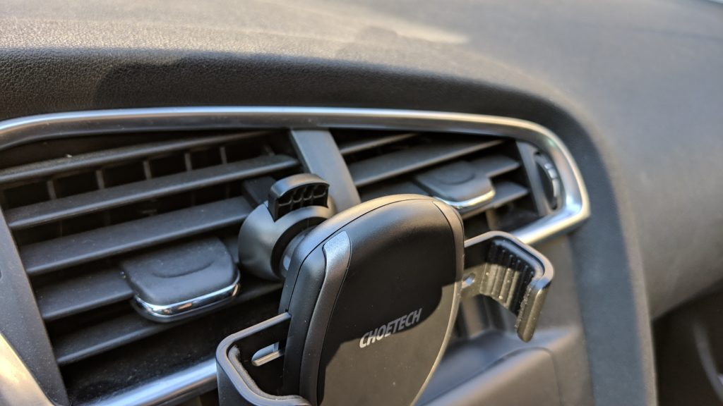 Choetech Wireless Car Charger