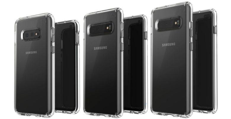 Samsung Galaxy S10-Lineup