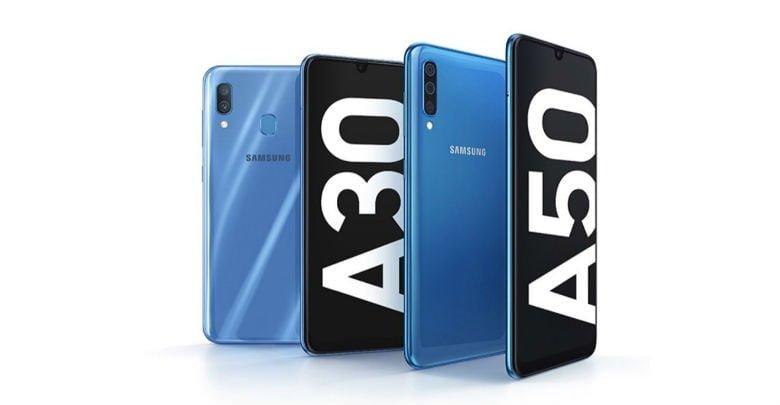 Samsung Galaxy A30/A50