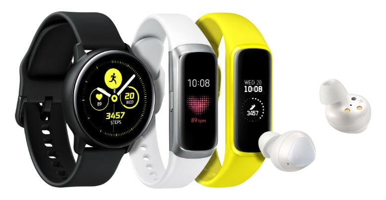 Samsung Wearables 2019