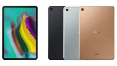 Photo of Samsung Galaxy Tab S4 und Galaxy Tab S5e erhalten Android 10