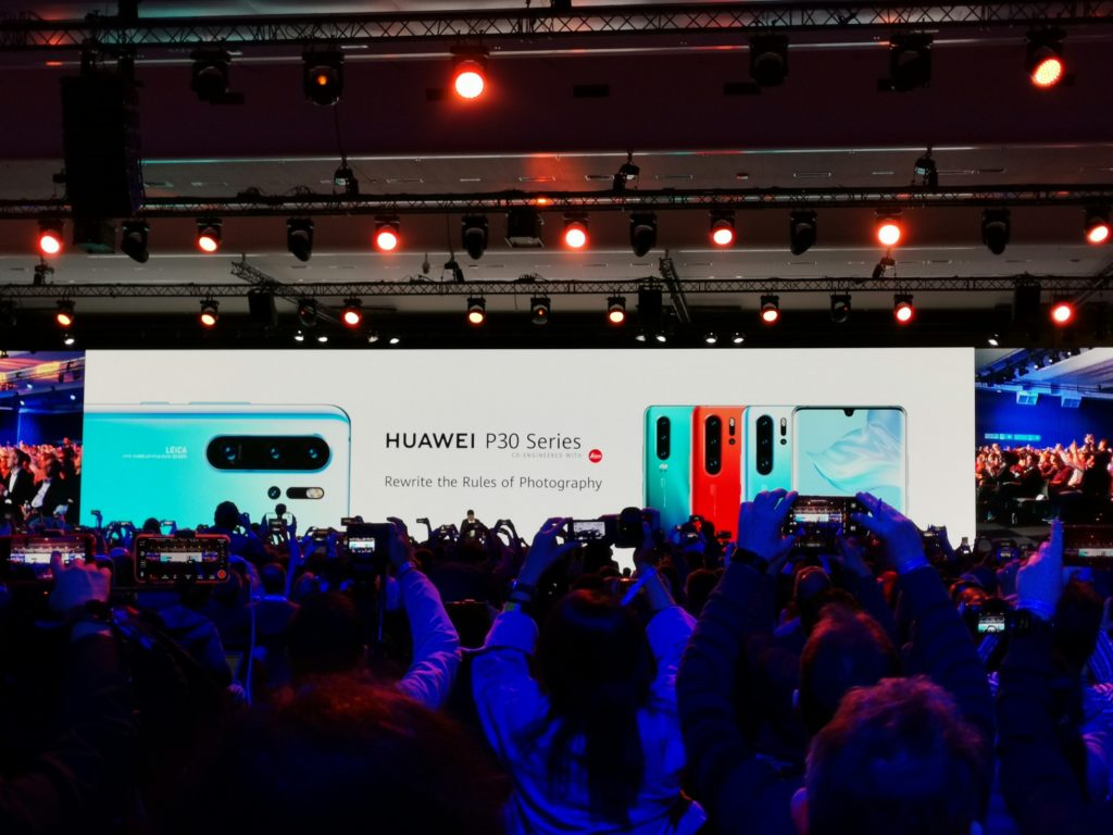 Huawei P30 Pro Event