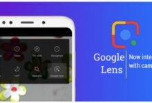 Xiaomi Google Lens