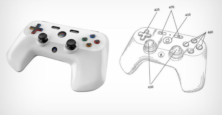Google Yeti Gamepad