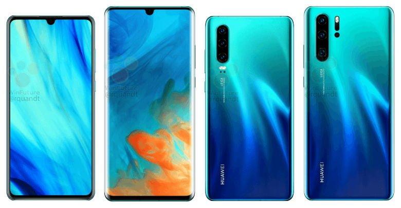 Huawei P30 (Pro)