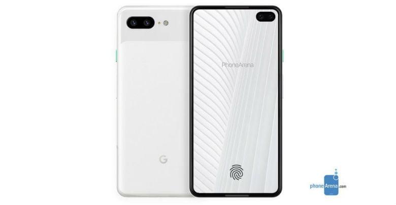 Google Pixel 4 XL Render
