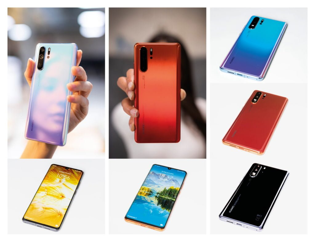 Huawei P30 Pro Collage
