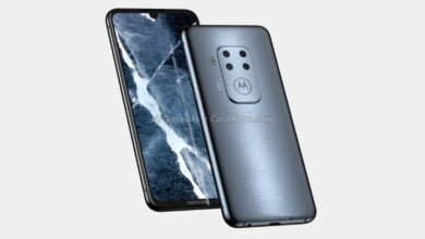 Photo of Motorola: Unbekanntes Smartphone mit Quad-Kamera zeigt sich