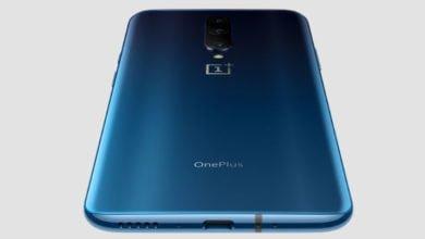 OnePlus 7 Pro in Nebula Blue