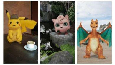 Photo of Google Pixel: Holt euch mit Playmoji Pikachu, Glurak & Co. in euer Wohnzimmer