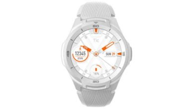 Mobvoi TicWatch S2 White