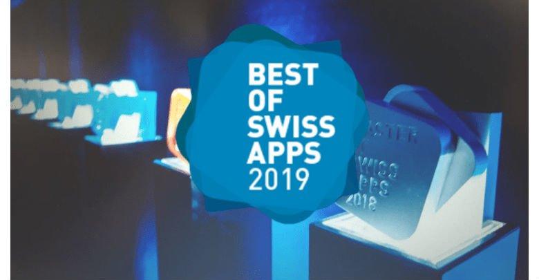 Best of Swiss Apps 2019