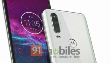 Motorola One Vision Action