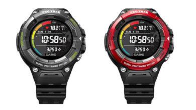 Photo of Casio WSD-F21HR: Neue Pro Trek Smartwatch mit Herzfrequenzmesser vorgestellt