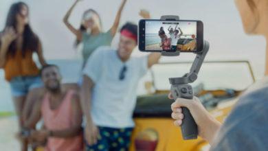 Photo of DJI Osmo Mobile 3: Neuer 3-Achsen-Gimbal für Smartphones vorgestellt