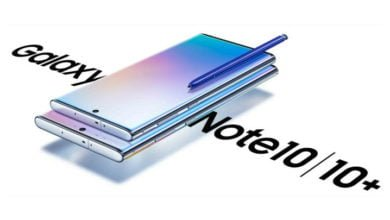 Photo of Samsung Galaxy Note 10-Serie bekommt Update auf One UI 2.5