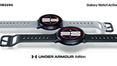 Photo of Samsung Galaxy Watch Active 2 Under Armour Edition mit Echtzeit-Coach vorgestellt