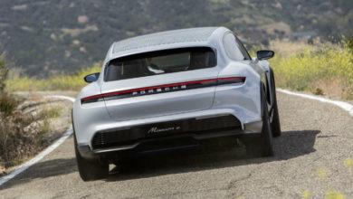 Photo of Porsche Taycan: Jetzt wurde das komplette Interieur mit viel Display enthüllt