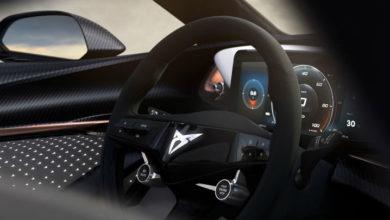Photo of CUPRA gewährt Einblick in das Cockpit des ersten vollelektrischen Konzeptfahrzeuges
