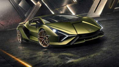 Photo of Lamborghini Sián: Neuer Hybrid-Super-Sportwagen enthüllt