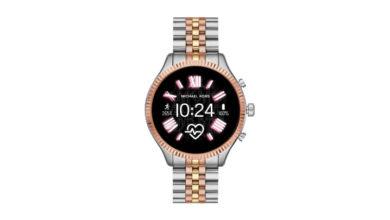 Photo of Michael Kors präsentiert drei neue Smartwatches mit Wear OS