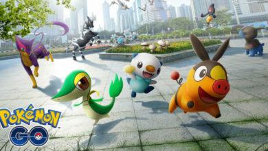 Photo of Pokémon GO: Die Pokémon aus der Unova-Region sind da!