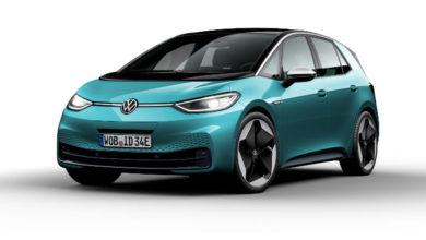 Photo of VW ID.4: Prototyp auf der IAA 2019 zu Gast