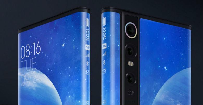 Das Xiaomi Mi Mix Alpha