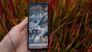 Photo of Sony Xperia 5 im Test