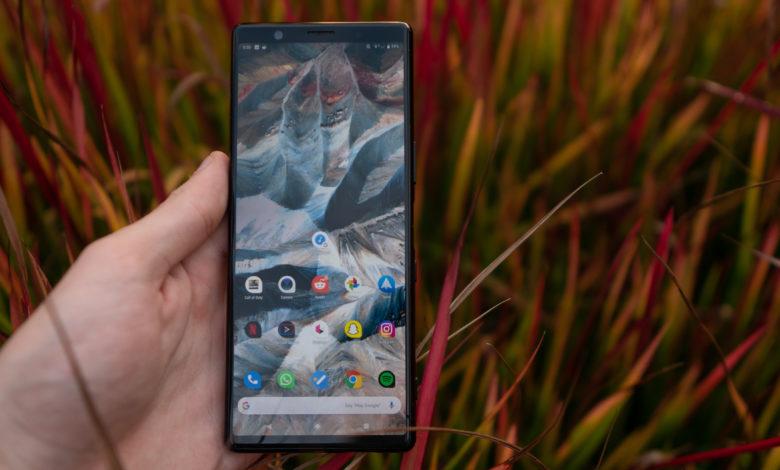 Sony Xperia 5 im Test