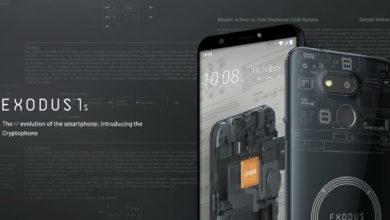 Photo of HTC Exodus 1s: Preiswertes Blockchain-Smartphone mit altem Betriebssystem vorgestellt