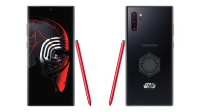 Photo of Star Wars-Fans aufgepasst, Samsung kündigt Galaxy Note 10+ Special Edition an