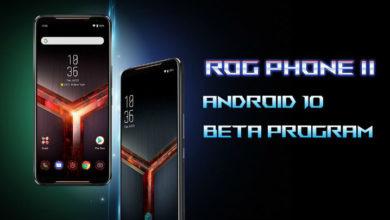 Photo of ASUS ROG Phone 2: Jetzt für die Android 10 Beta anmelden