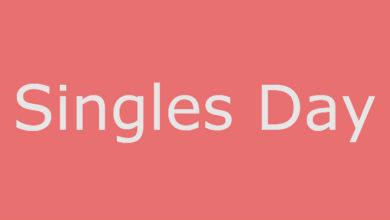 Photo of Singles Day 2019 wird auch in der Schweiz zelebriert, diese Händler machen mit!