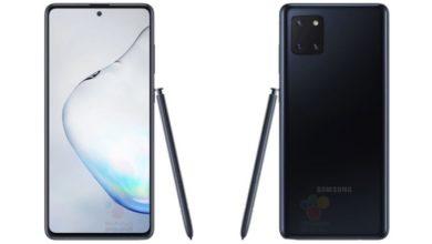 """Photo of Samsung Galaxy Note 10 Lite: So sieht das """"günstigere"""" Modell mit S Pen aus"""