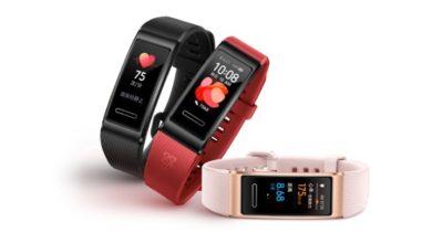 Photo of Huawei Band 4 Pro: Neuer Fitness-Tracker mit GPS und NFC vorgestellt